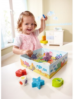 Terra Kids - Magnifying container